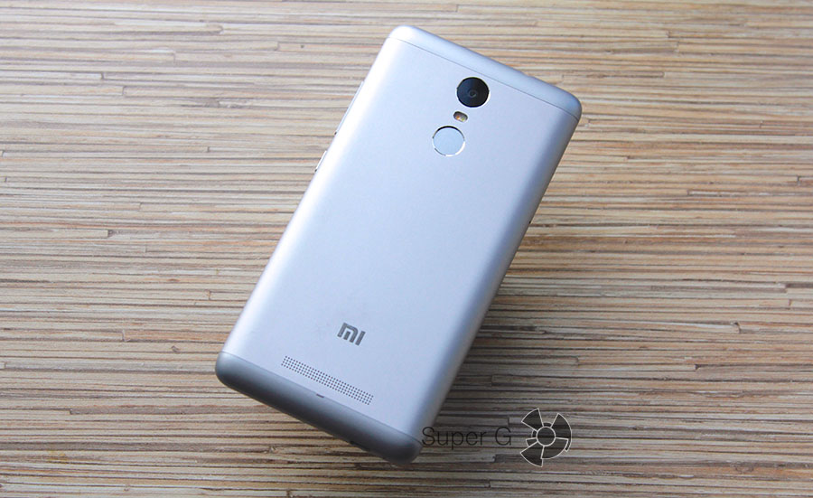 Смартфон Xiaomi Redmi Note 3
