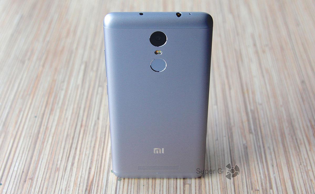 Отзывы и характеристики Xiaomi Redmi Note 3