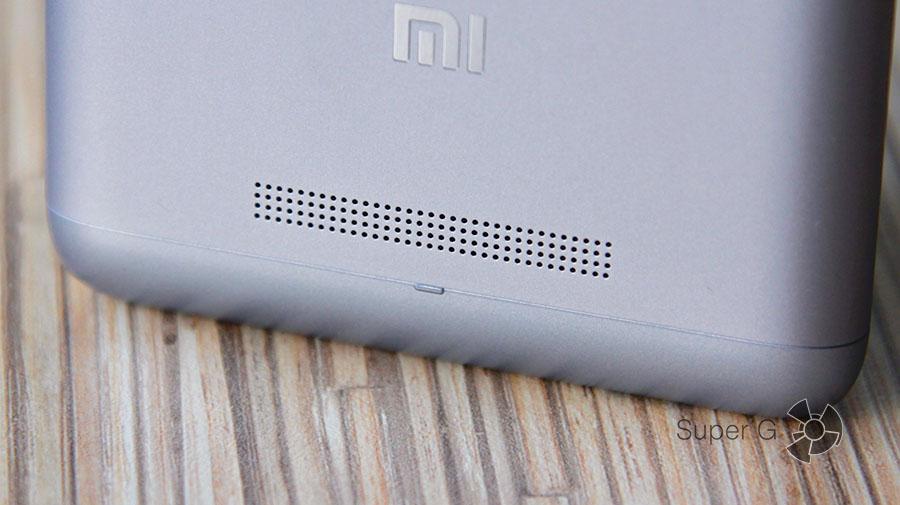 Точка опоры смартфона Xiaomi Redmi Note 3