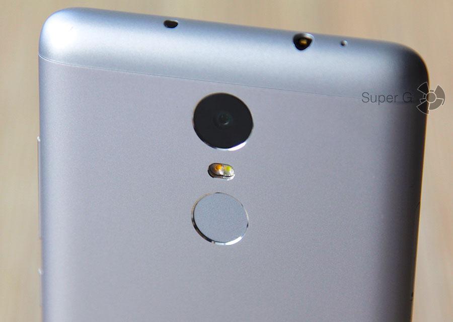 Камера Xiaomi Redmi Note 3 не выпирает
