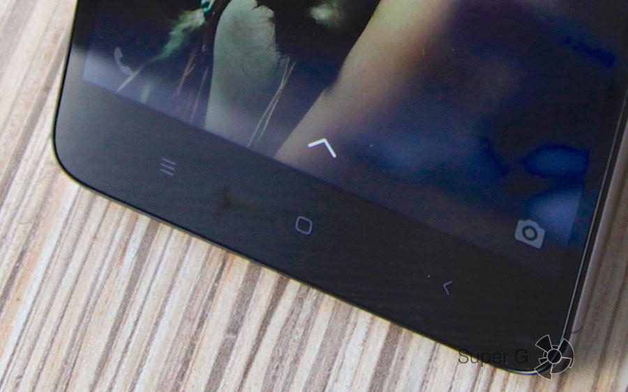 Сенсорные кнопки Xiaomi Redmi Note 3