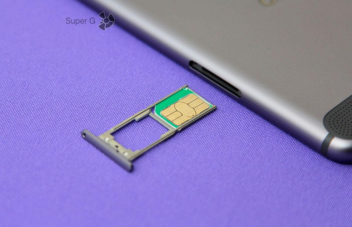Lenovo Phab Plus поддерживает две SIM-карты
