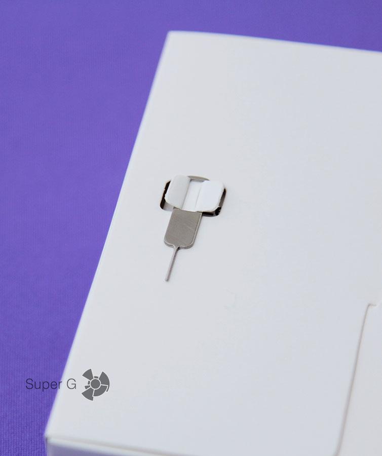 Извлекатель SIM-карт Lenovo Phab Plus