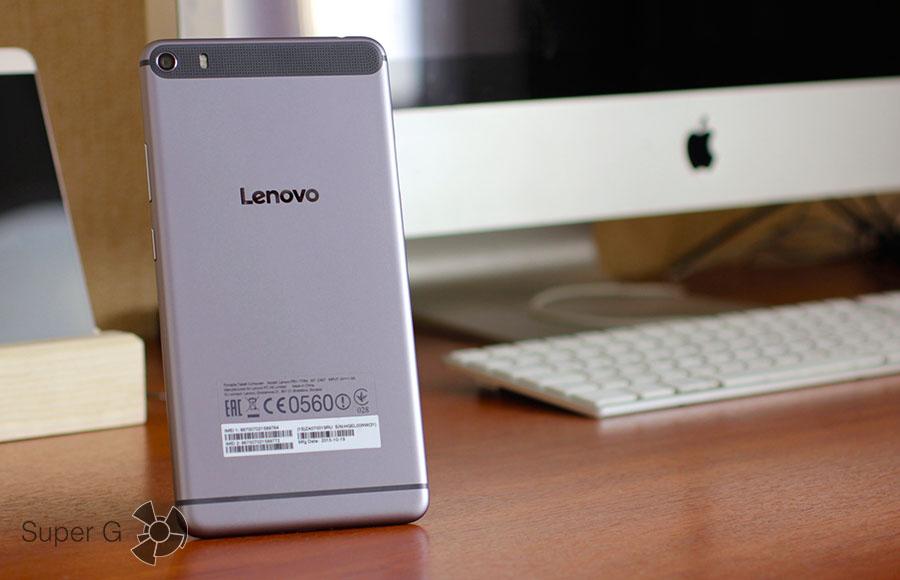 Смартпэд Lenovo Phab Plus