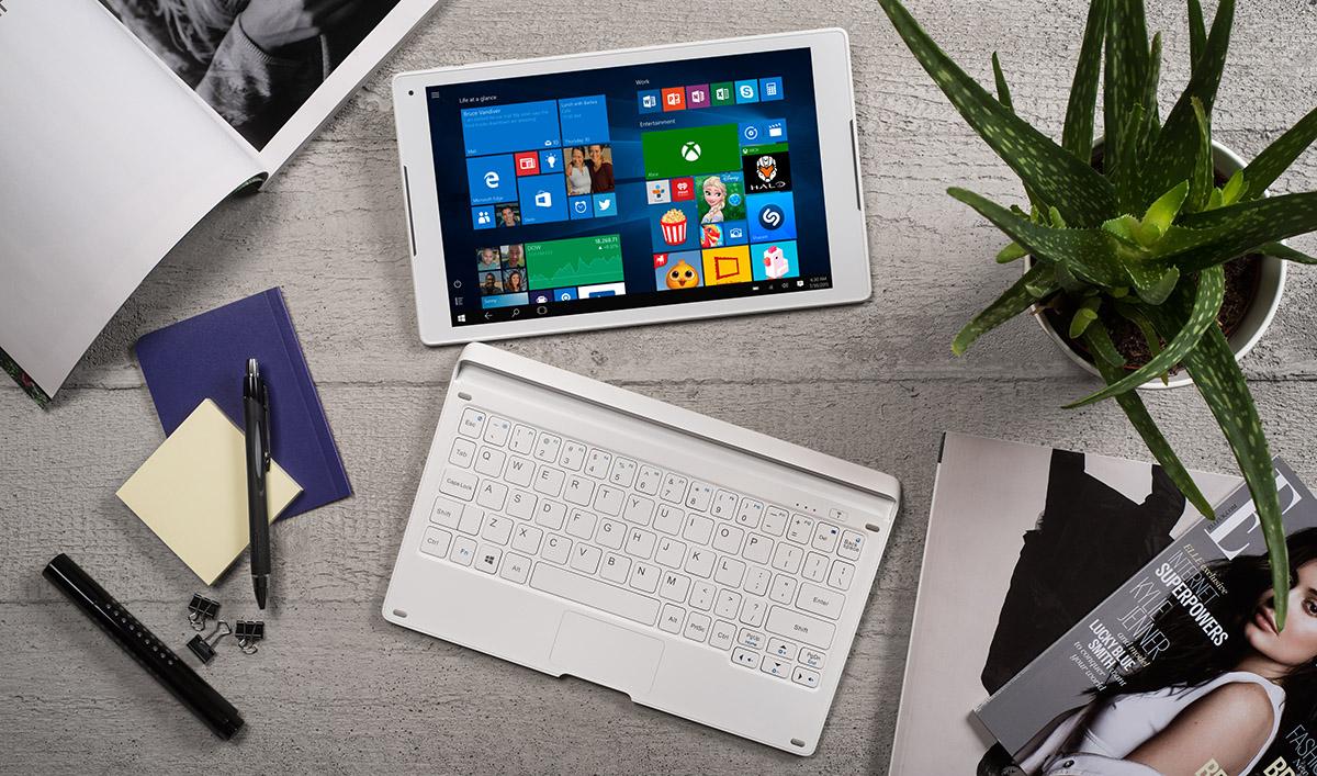 Краткий обзор планшета Alcatel Plus 10