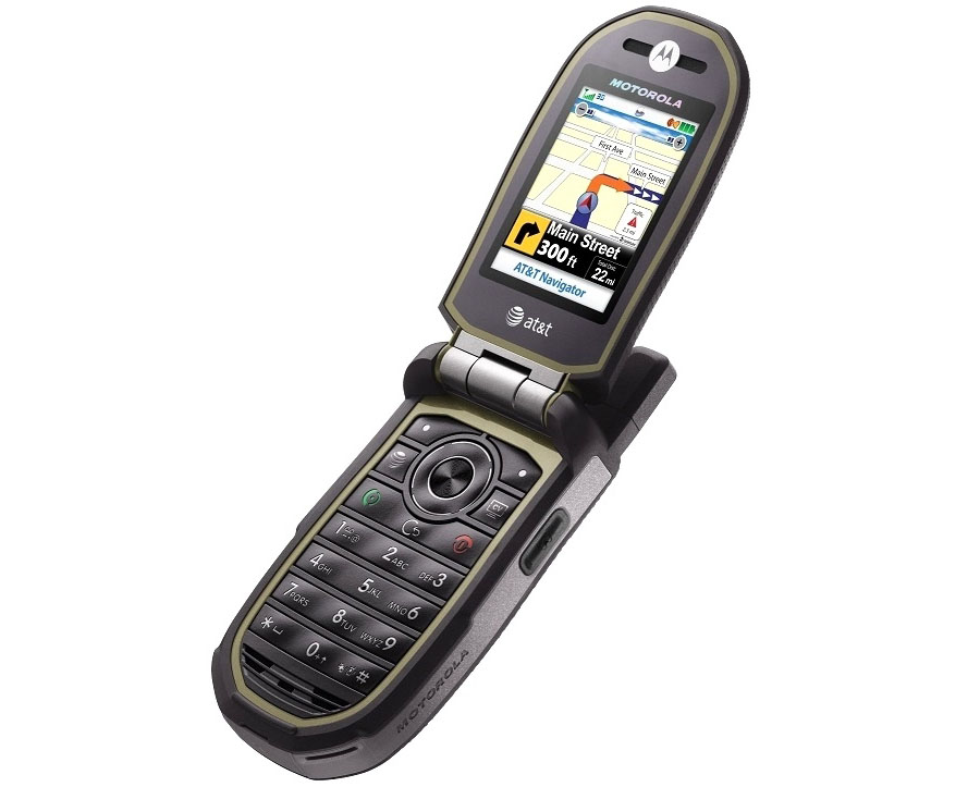 Легендарная Motorola Tundra VA76R