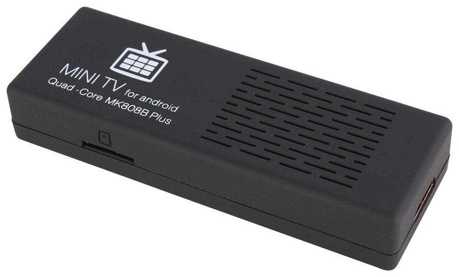 Мини ТВ приставка MK808B Plus