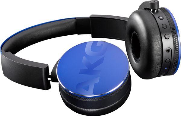 AKG Y50BT Голубые или синие