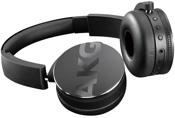 AKG Y50BT черные