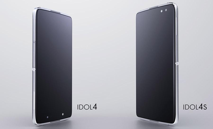 Сравнение Alcatel IDOL 4 и Alcatel IDOL 4S