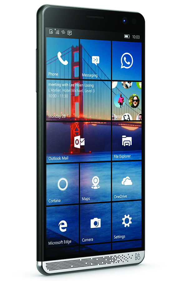 HP Elite x3 Windows 10 Mobile