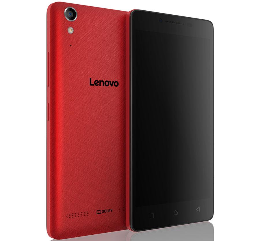 Lenovo A6010 Красный