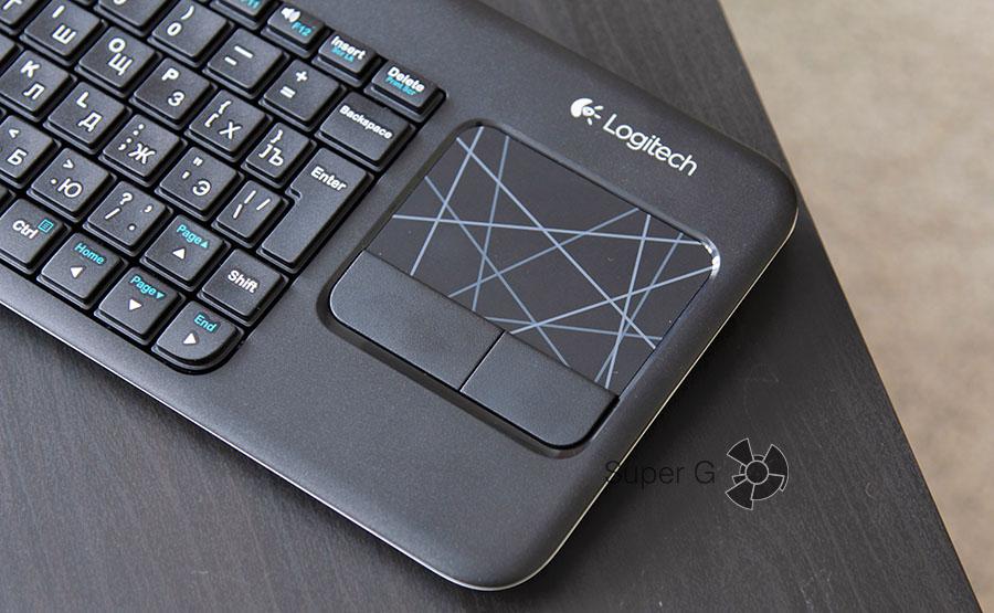 Тачпэд клавиатуры Logitech K400r