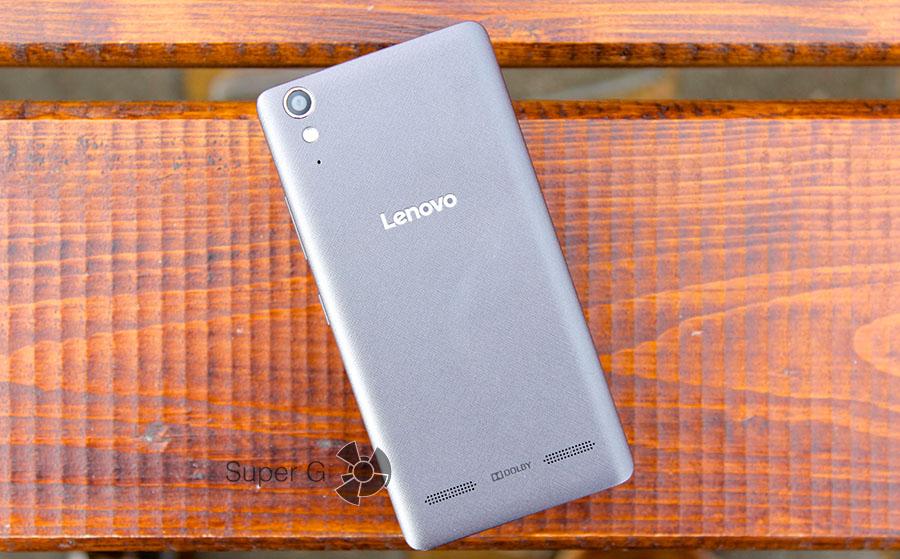 Задняя крышка Lenovo A6010 Plus