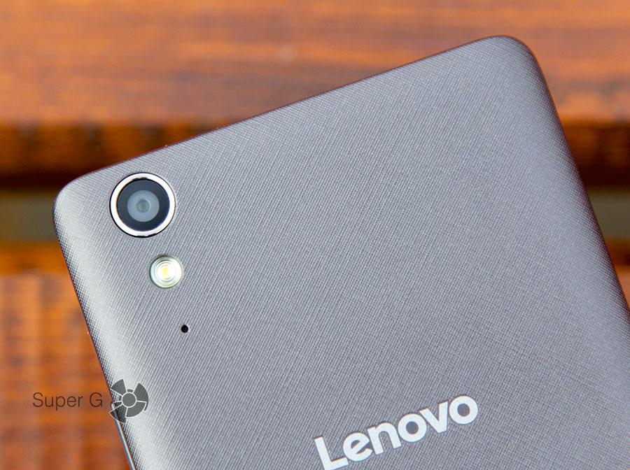 Камера и качество снимков Lenovo A6010 Plus