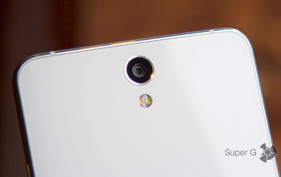 Тест камеры Lenovo Vibe S1