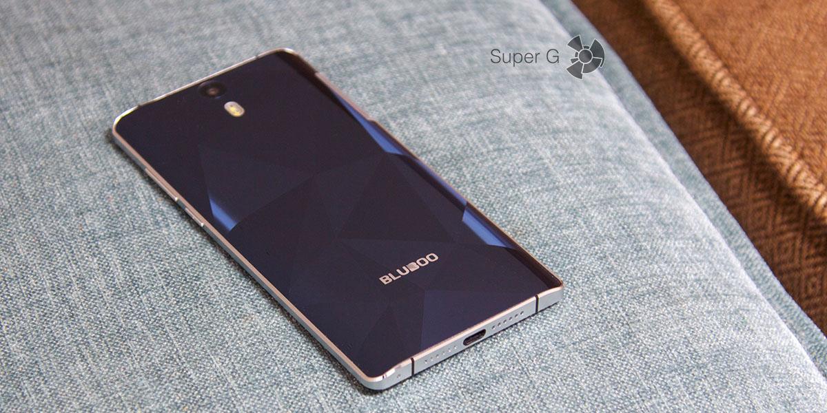 Отзыв о смартфоне Bluboo Xtouch