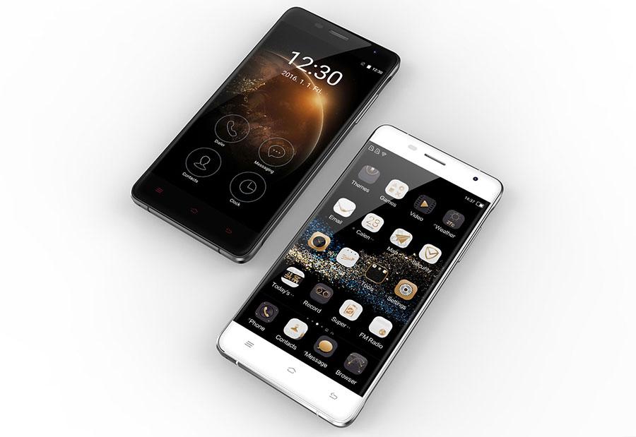 Oukitel K4000 Pro черный и белый