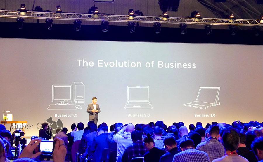 История развития компьютерной отрасли, как видит ее Huawei