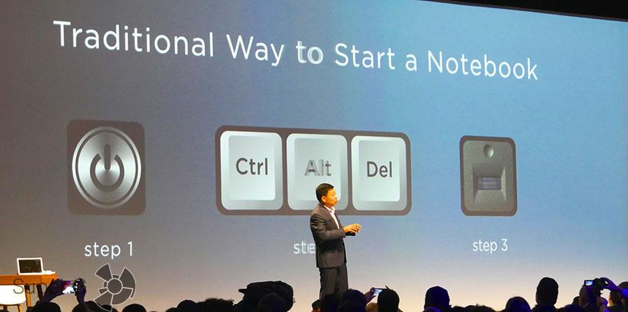 Как включить компьютер по мнению Huawei
