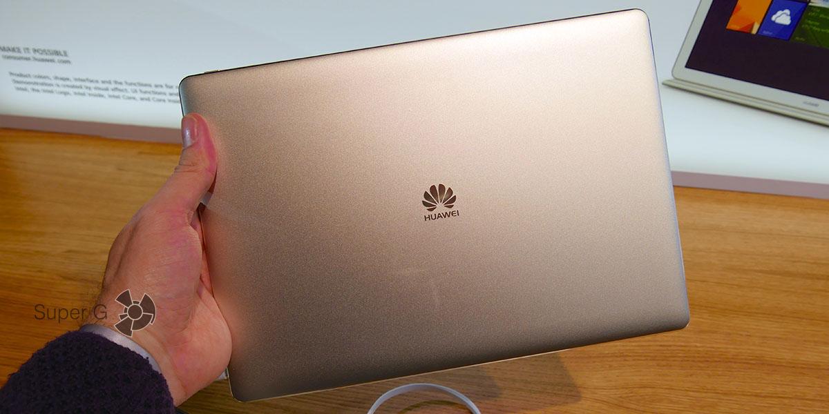 Характеристики и модели Huawei MateBook