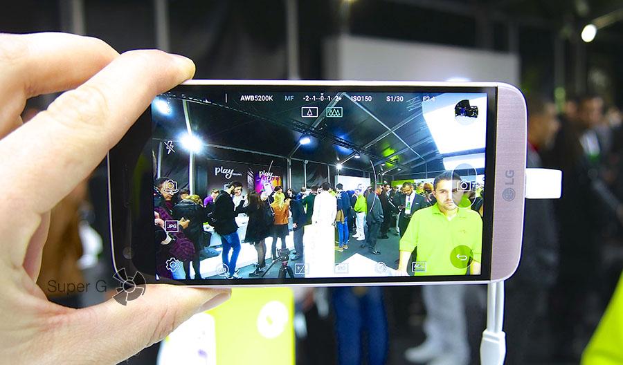 Камера LG G5
