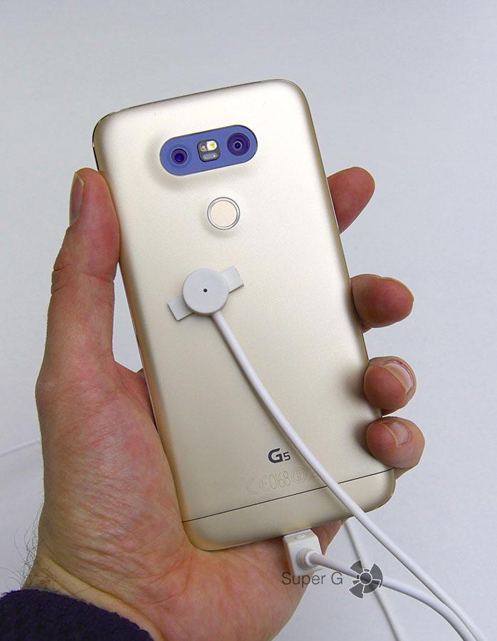 Две камеры в LG G5