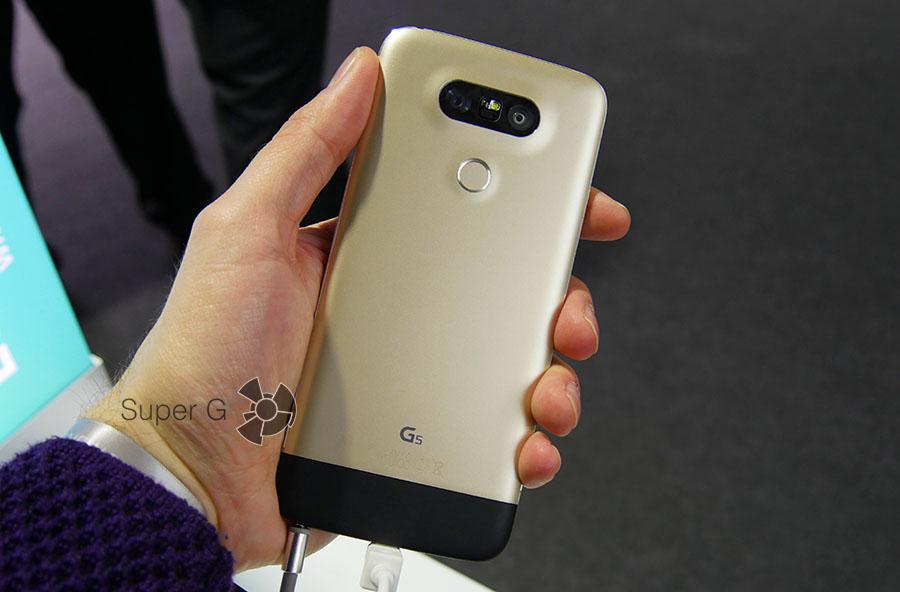 Модуль с плеером и ЦАП для LG G5