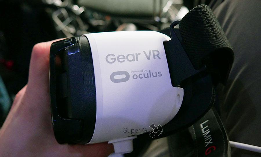 Очки Samsung Gear VR Oculus