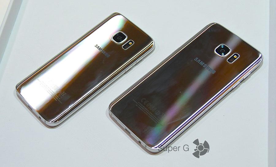 Купить Samsung Galaxy S7 и Samsung Galaxy S7 Edge