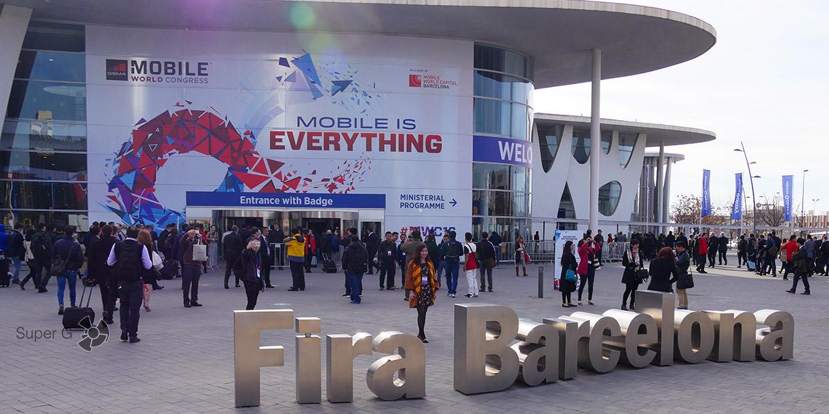 Итоги выставки MWC 2016 в Барселоне