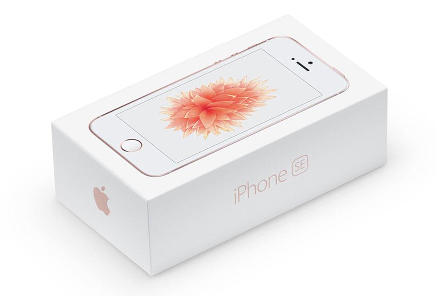 Комплектация iPhone SE