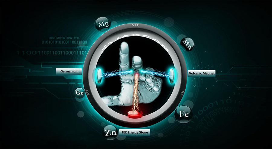 Материалы корпуса Jakcom Smart Ring R3