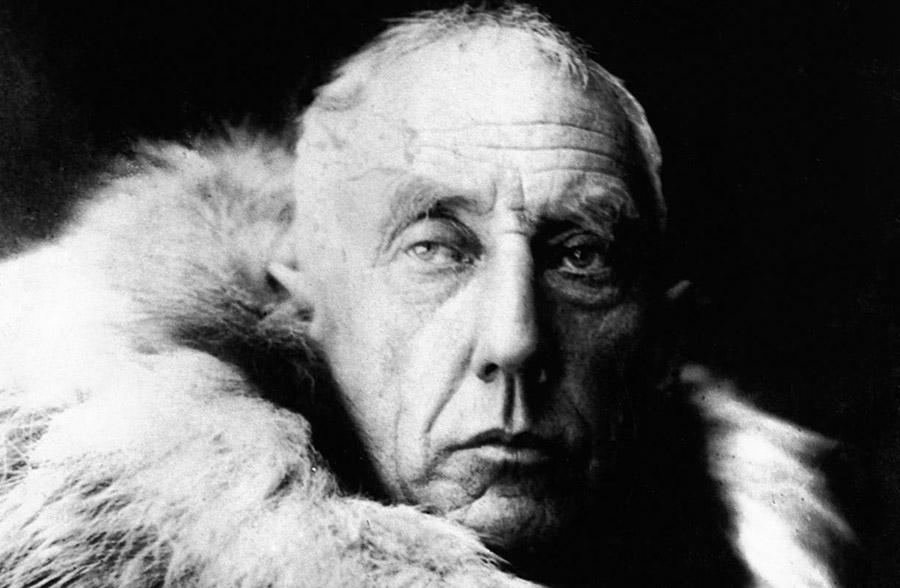 Руаля Амундсена - краткая биография
