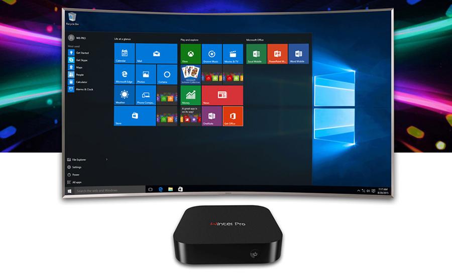 ТВ-приставка Wintel Pro CX-W8