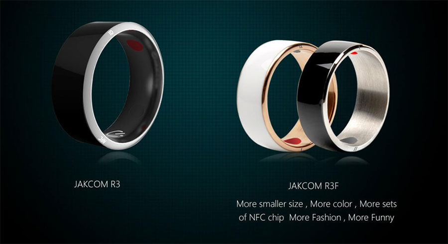 Умное кольцо Smart Ring R3