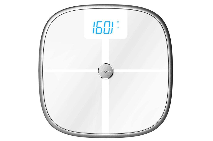 Умные весы Koogeek Smart Health Scale Bluetooth для подсчета доли жира в организме
