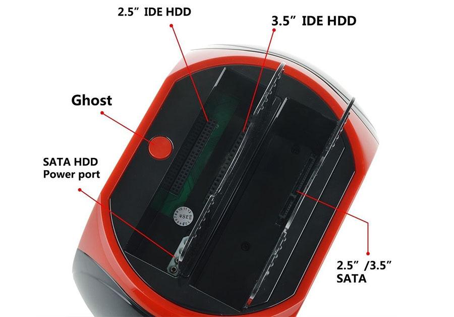 док-станция для HDD-дисков