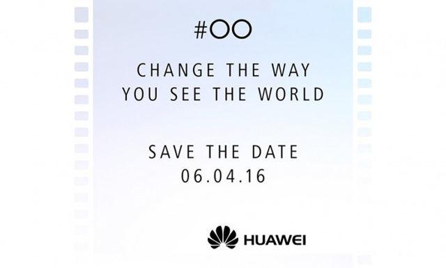 Huawei P9 Invite Leica