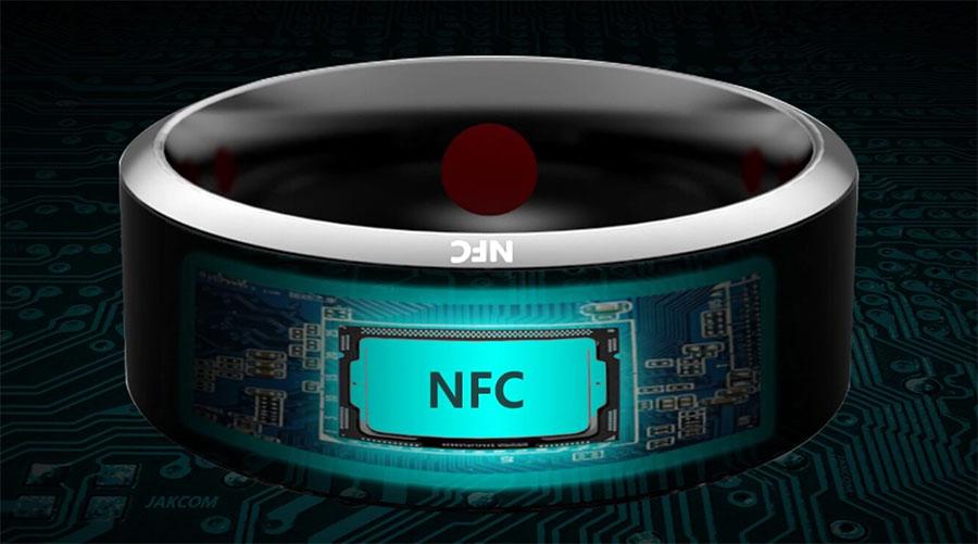 Jakcom Smart Ring R3 оснащен чипом NFC