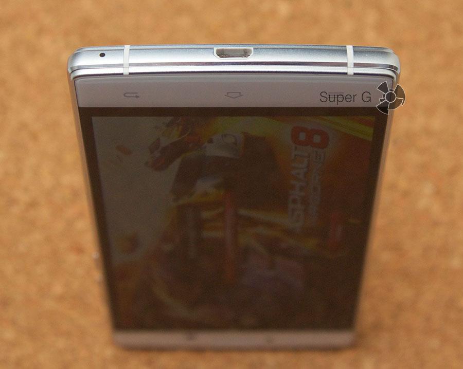 Разъем Micro USB Cubot S600