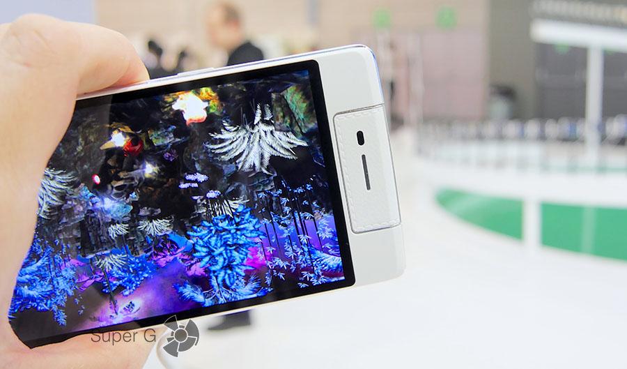 Дисплей Oppo N3