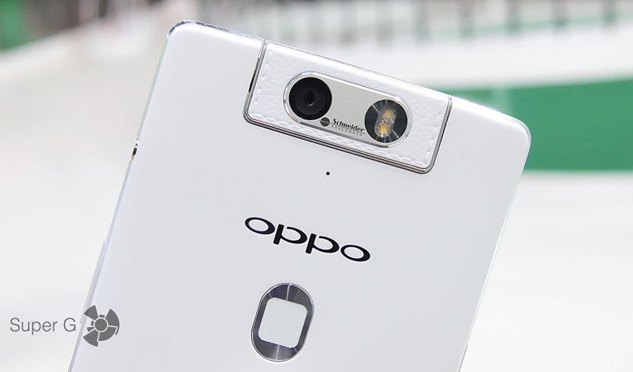 Oppo N3 камера и качество снимков
