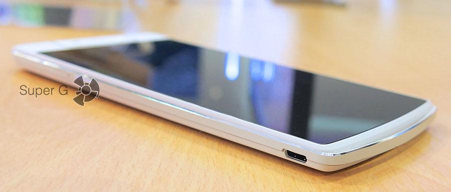 Micro USB в смартфоне Oppo N3