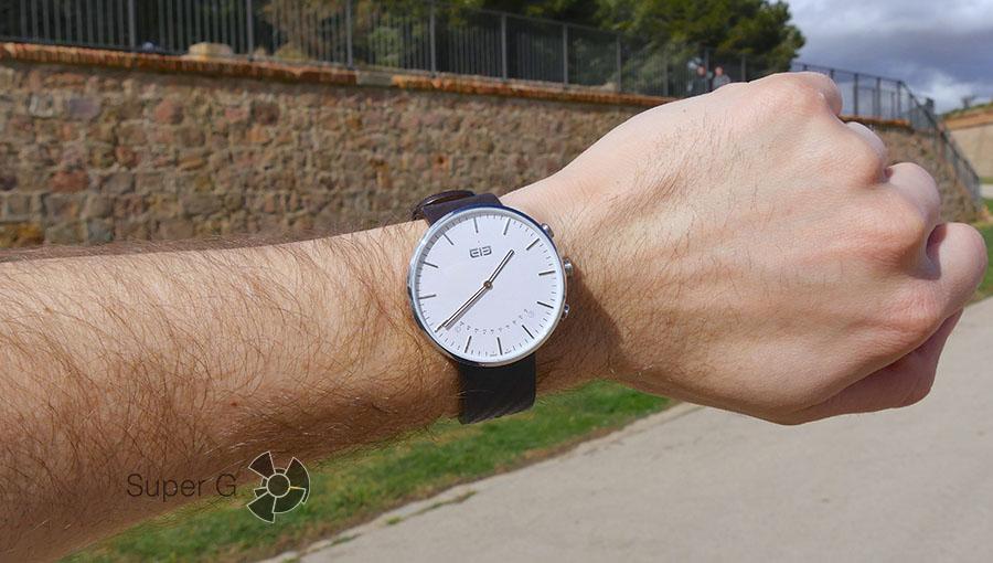 Какие умные часы выбрать? Elephone W2