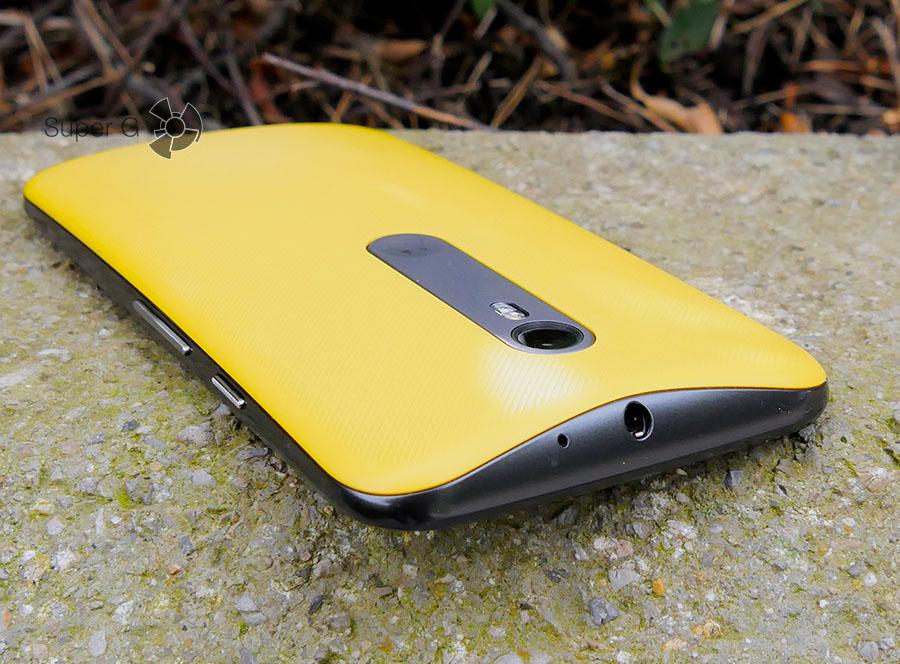 Разъем 3,5 мм для подключения наушников для Moto G