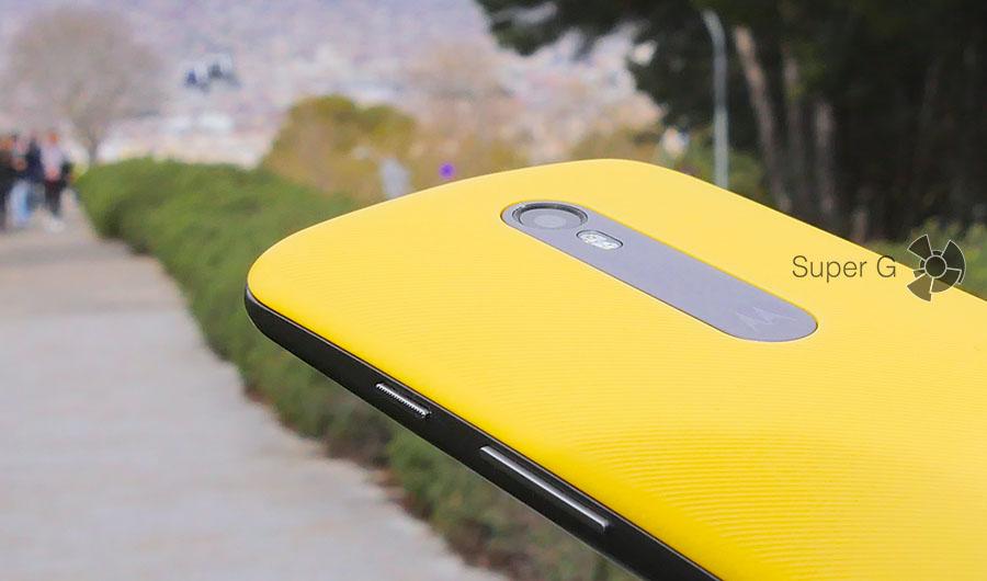 Камера Moto G