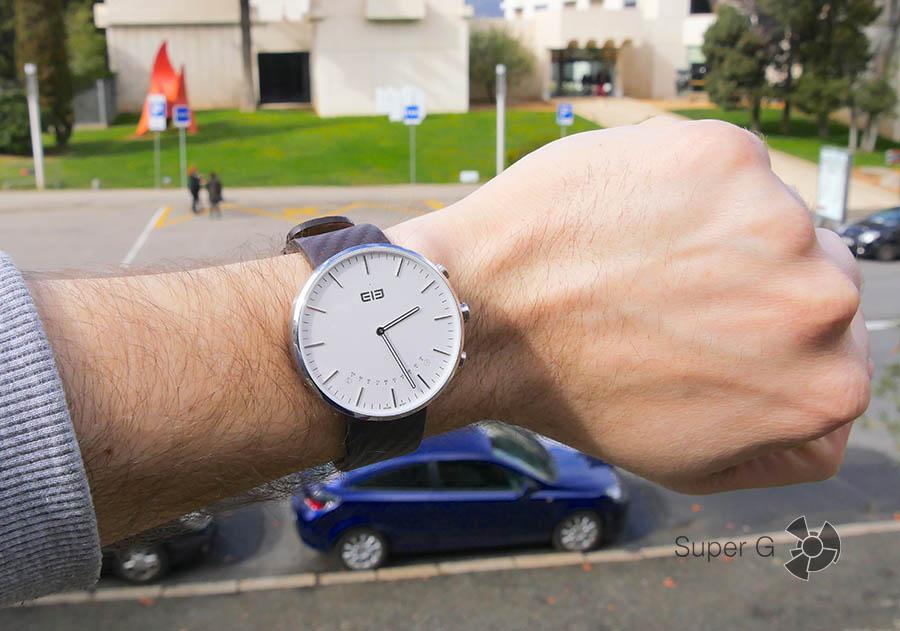 Купить умные часы Elephone W2