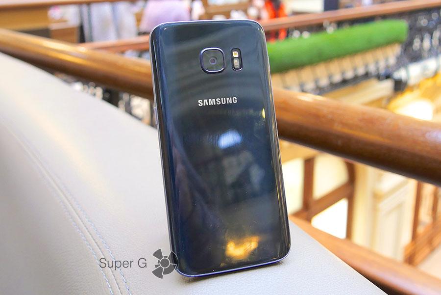 Samsung Galaxy S7 технические характеристики и сравнение
