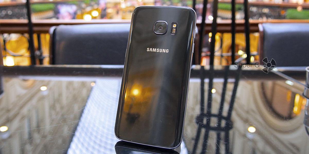 Samsung Galaxy S7 отзыв цена